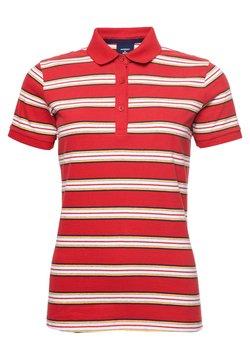 Superdry - Poloshirt - varsity ice marl stripe