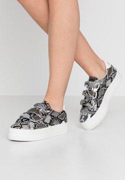 No Name - PLATO STRAPS - Sneakers laag - white