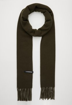 J.LINDEBERG - CHAMP SOLID SCARF - Écharpe - army green