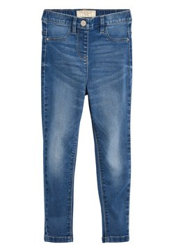 Next - LIGHT BLUE JEGGINGS (3-16YRS) - Slim fit jeans - mottled blue