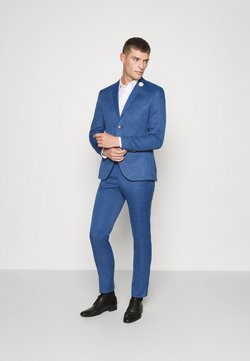 Isaac Dewhirst - WEDDING COLLECTION - SLIM FIT SUIT - Anzug - blue