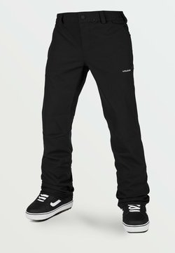Volcom - Pantalón de nieve - black