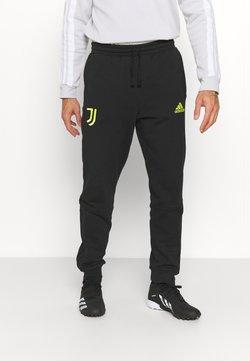 adidas Performance - JUVENTUS TURIN  - Vereinsmannschaften - black/acid yellow