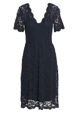 Object - OBJROSA DRESS - Cocktailkleid/festliches Kleid - sky captain