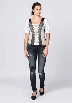 Stockerpoint - VALOA - Bluse - schwarz