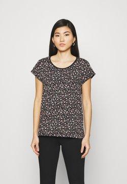 edc by Esprit - COO CORE - T-Shirt print - black