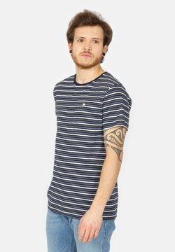 Wemoto - T-Shirt print - navy blue