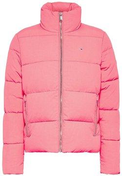 Tommy Jeans - Winterjacke - tik glamour pink