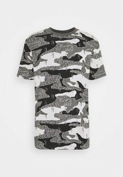 Sixth June - JACQUARD - T-Shirt print - black