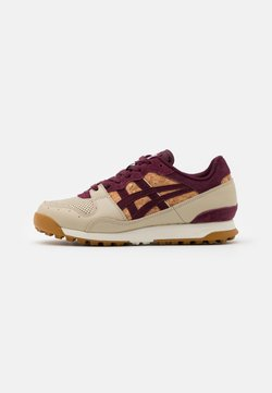 Onitsuka Tiger - HORIZONIA UNISEX - Sneaker low - putty/deep mars