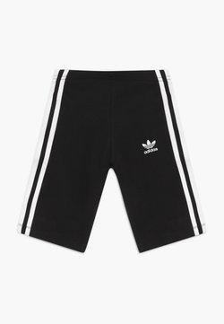 adidas Originals - CYCLING - Shorts - black/white