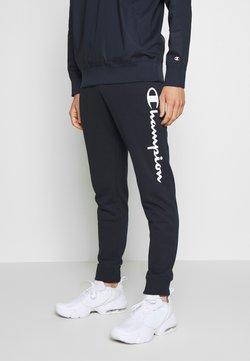 Champion - CUFF PANTS - Jogginghose - dark blue