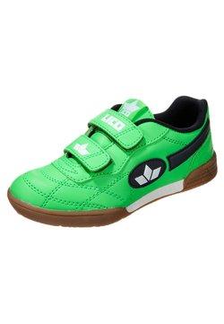 LICO - BERNIE - Trainings-/Fitnessschuh - grün/marine/weiß
