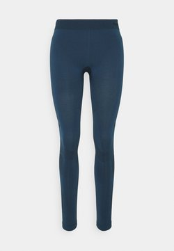 Hummel - FIRST SEAMLESS - Tights - dark denim