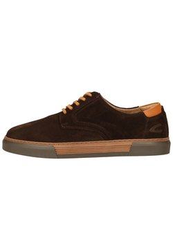 camel active - Sneaker low - dark brown c
