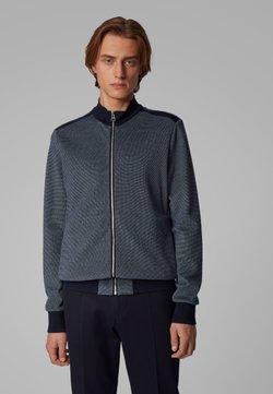 BOSS - SHEPHERD 25 - Zip-up hoodie - dark blue