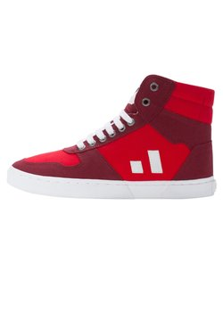 Ethletic - HIRO COLLECTION 19 - Skateschuh - red