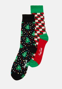 Happy Socks - HOLIDAY SOCKS GIFT SET 2 PACK - Socken - multi