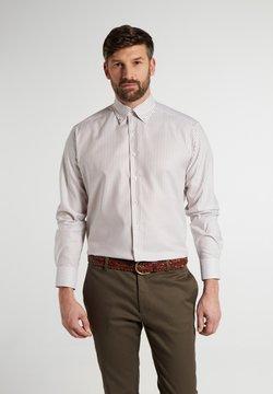 Eterna - COMFORT FIT - Hemd - beige/weiss