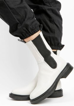MJUS - Ankle Boot - panna