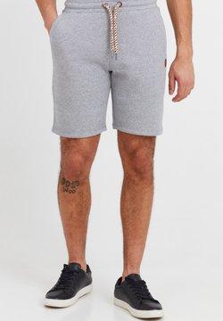 Solid - Shorts - grey melange