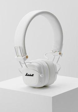 Marshall - MAJOR III BLUETOOTH - Høretelefoner - white
