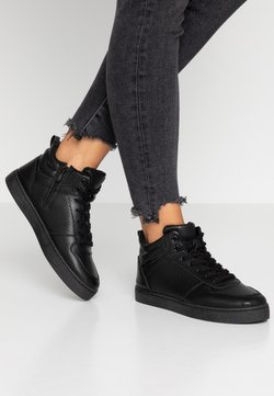 Anna Field - Höga sneakers - black
