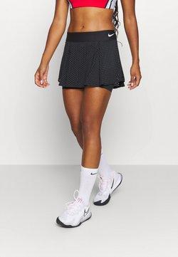 Nike Performance - DRY SKIRT - Sportkjol - black/white