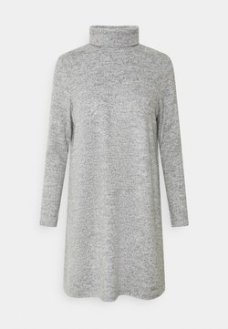 Pieces Petite - PCPAM  - Neulemekko - light grey melange