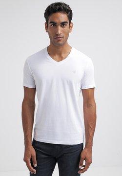 Marc O'Polo - SCOTT SHAPED FIT - T-Shirt basic - white
