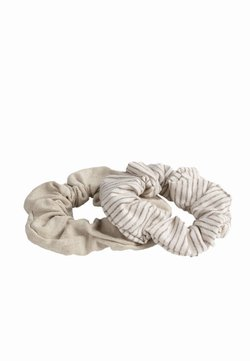 OYSHO - 2ER PACK - Haar-Styling-Accessoires - beige