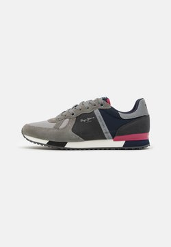 Pepe Jeans - TINKER SECOND - Sneaker low - grey