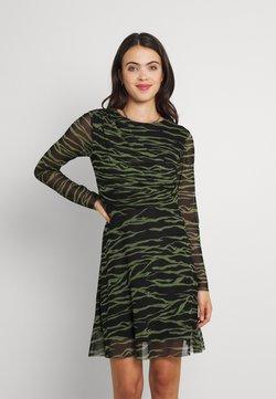 JDY - JDYELSA DRESS - Vestito elegante - olive branch
