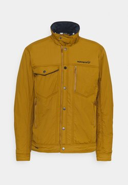 Norrøna - TAMOK INSULATED JACKET - Outdoor jacket - camel