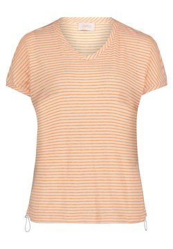 Cartoon - MIT PLACEMENT - T-Shirt print - white/orange