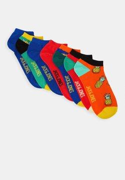 Jack & Jones - JACFOOD MIX SHORT SOCK 7 PACK - Socken - surf the web