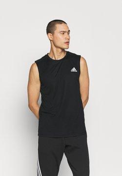 adidas Performance - Top - black
