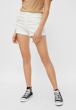 Noisy May - Jeansshort - bright white