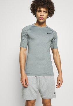 Nike Performance - T-paita - smoke grey/light smoke grey/black