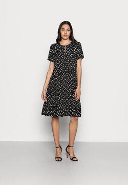 InWear - VIKSA DRESS - Freizeitkleid - black double dot