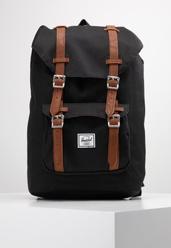 Herschel - LITTLE AMERICA MID VOLUME - Reppu - black