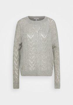 Esprit - POINTELLE - Sweter - medium grey
