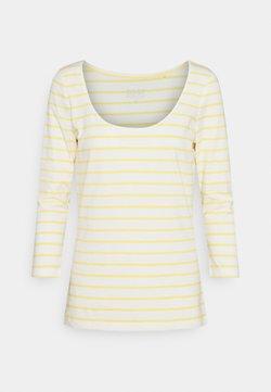 Esprit - Langarmshirt - yellow