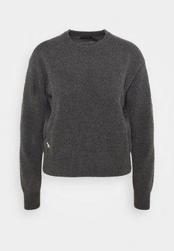 Polo Ralph Lauren - Pullover - stadium grey heat