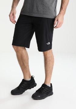 The North Face - SPEEDLIGHT - Outdoor Shorts - black/black