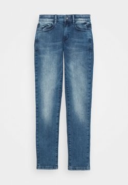 s.Oliver - HOSE LANG - Straight leg jeans - blue