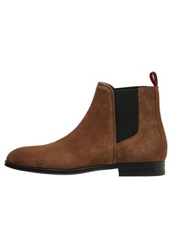 HUGO - BOHEME - Stiefelette - medium brown