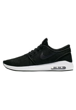 Nike SB - AIR MAX JANOSKI 2 - Sneakersy niskie - black/white