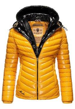 Marikoo - Winterjacke - yellow/black