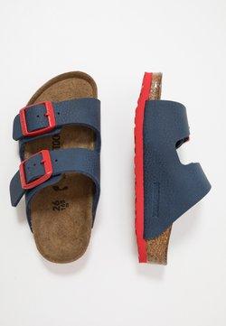 Birkenstock - ARIZONA - Chaussons - blue/red